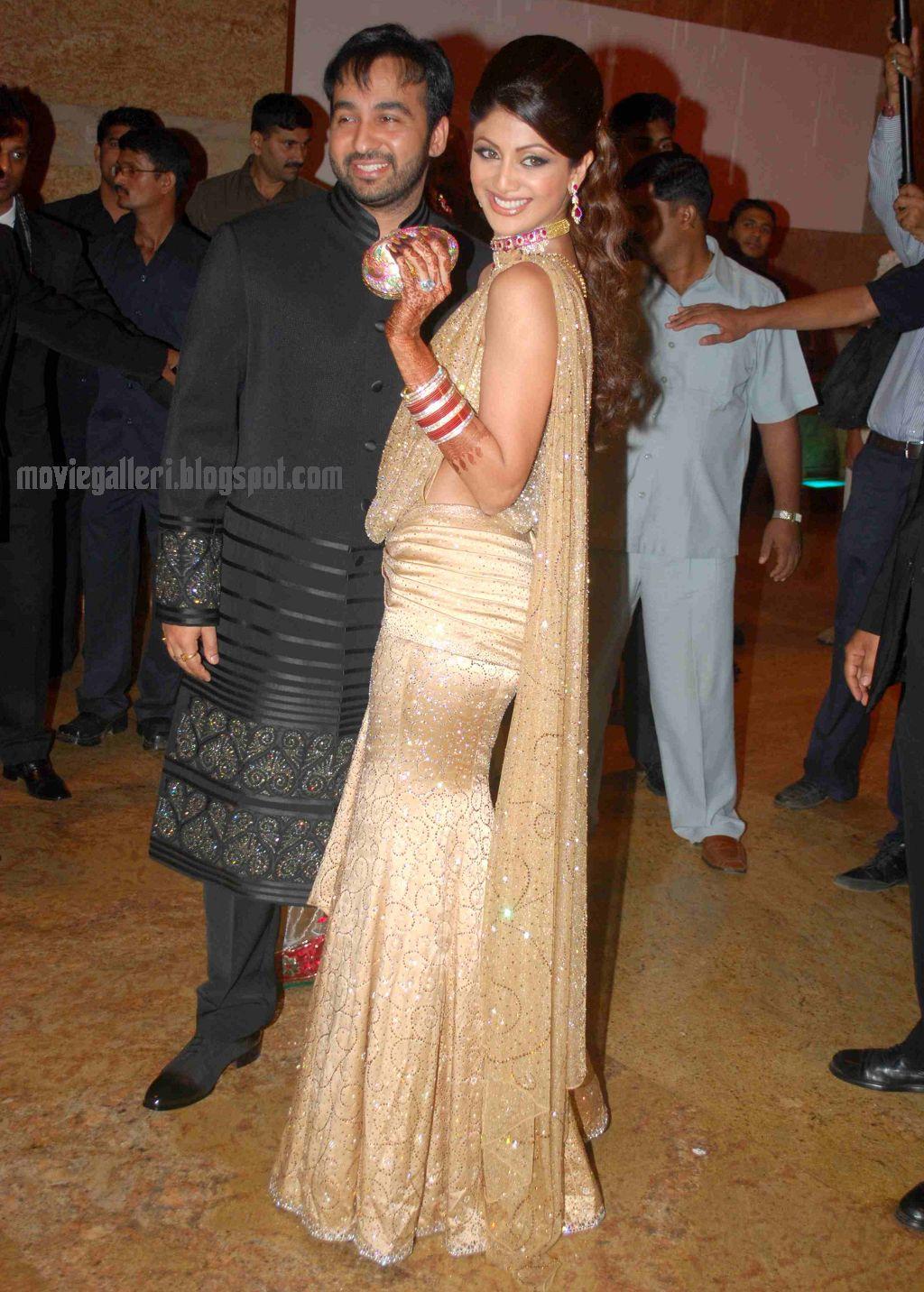 Shilpa Shetty Wedding Reception
