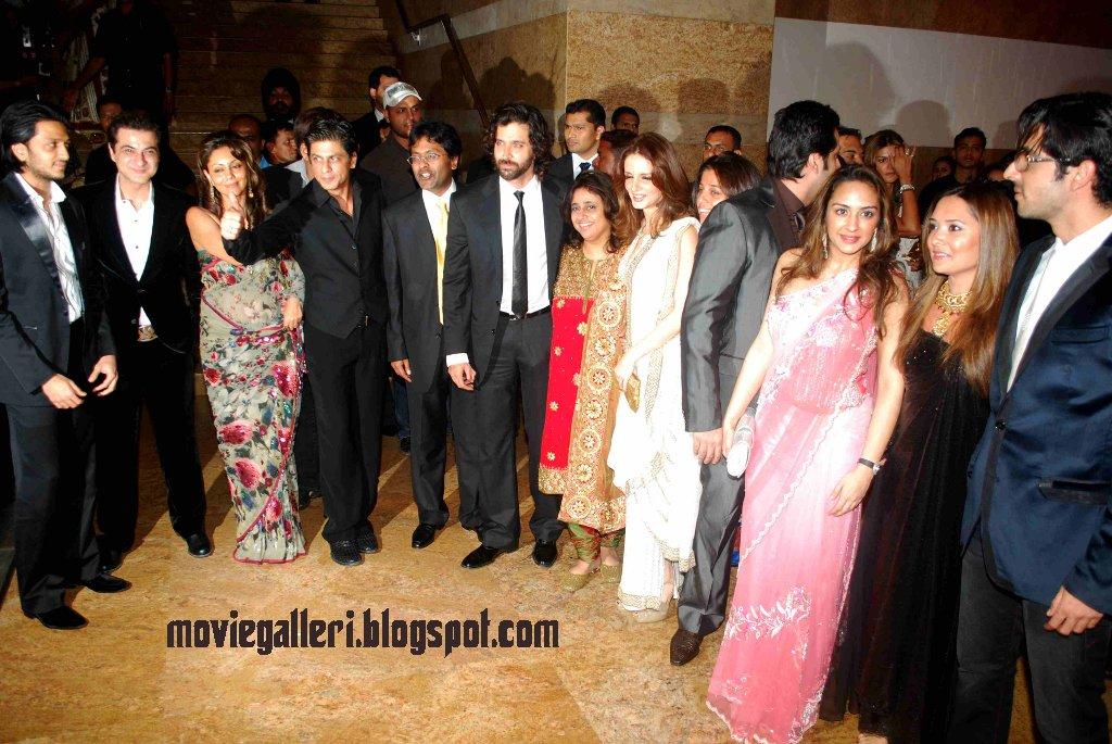 Hot Celebrities In Shilpa Shetty Wedding Reception Hq Wallpapers