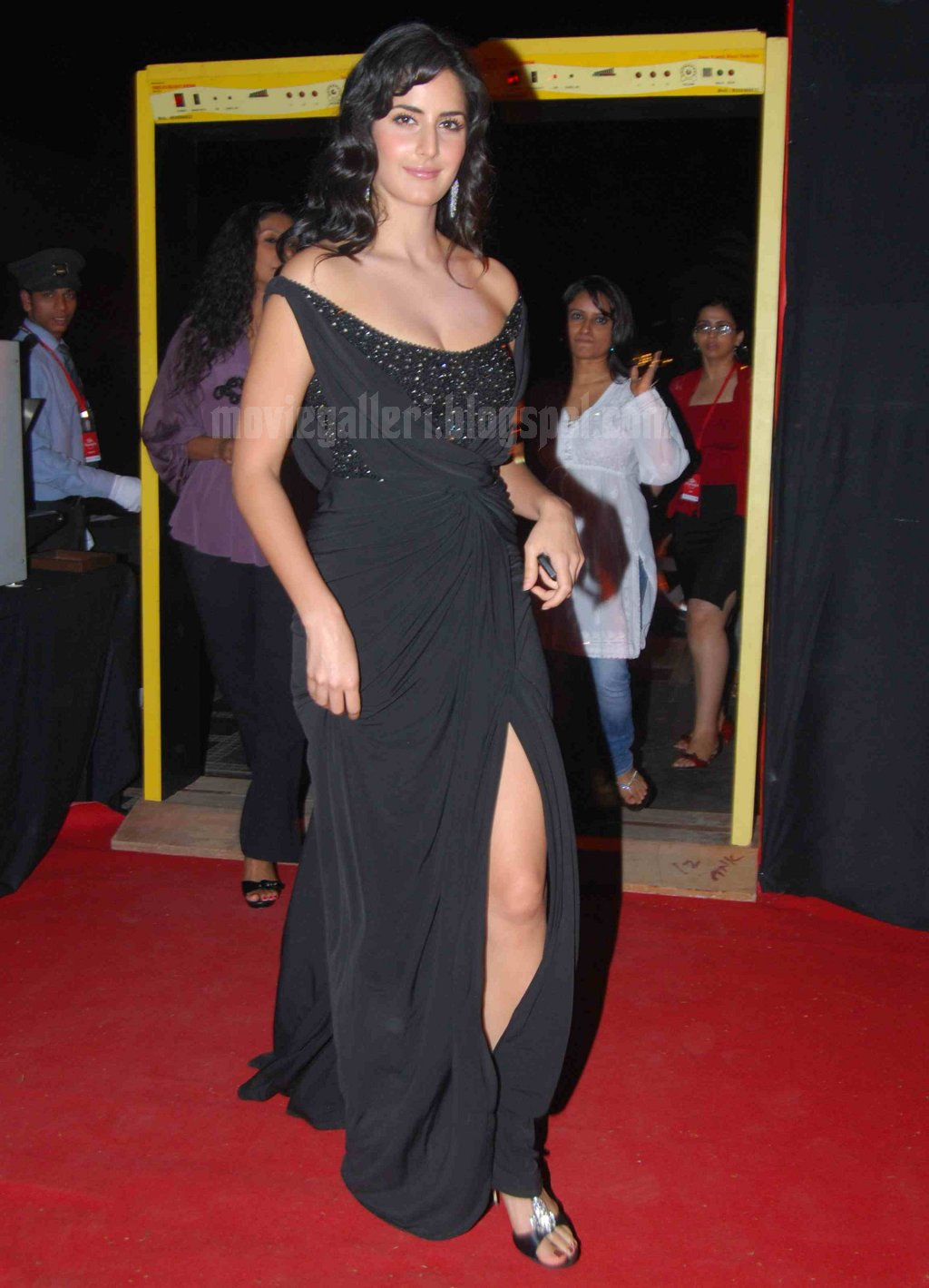 Hot Katrina Kaif At Triumph Show 2009 Wallpapers, Pics -7219