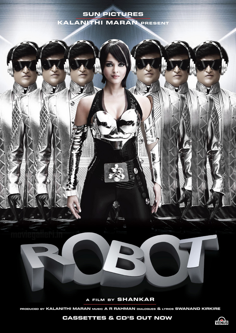 Robot Hindi Movie Wallpapers, Robot Movie Posters, Stills  cineakasam